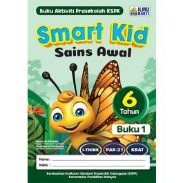 SMART KID SAINS AWAL BUKU 1(6 TAHUN)