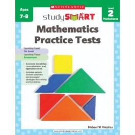 P2 StudySmart: Mathematics Practice Tests