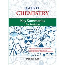 AL Chem-Key Summaries for Revision