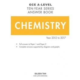 AL Chemistry10Year Ans Bk(2012-2017)