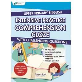 Upper Primary English Intensive Practice – Comprehension Cloze
