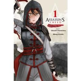Assassin's Creed: Blade of Shao Jun #01