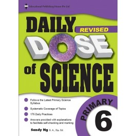 P6 Daily Dose Of Science-2Ed
