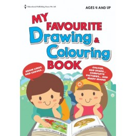 My Favourite Drawing&Colouring Book