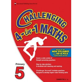 Primary 5 Challenging 4-in-1 Maths-New Syllabus