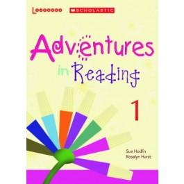 Book 1 Adventures In Reading
