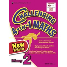 Primary 2 Challenging 4-in-1 Maths-New Syllabus
