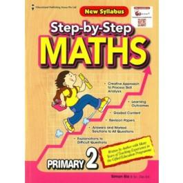 P2 Step-By-Step Maths (New Syllabus)
