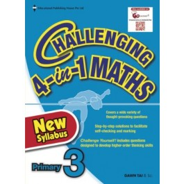 Primary 3 Challenging 4-in-1 Maths-New Syllabus