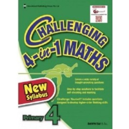 Primary 4 Challenging 4-in-1 Maths-New Syllabus