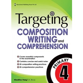 Primary 4 Targeting Composition Writing and Comprehension