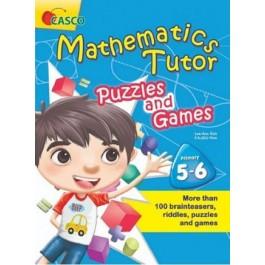 Primary 5-6 Mathematics Tutor Puzzles and Games