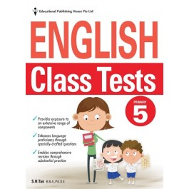 Primary 5 English Class Tests