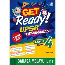 Tahun 4 Get Ready! UPSR Bahasa Melayu(Kertas 1)