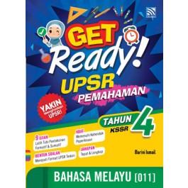 Tahun 4 Get Ready! UPSR Bahasa Melayu(Kertas 2)