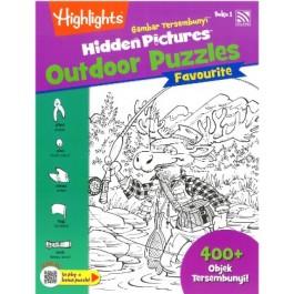 HIDDEN PICTURES OUTDOOR PUZZLES BOOK 1