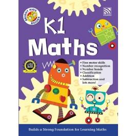 K1 BRIGHT KIDS BOOKS - MATHEMATICS