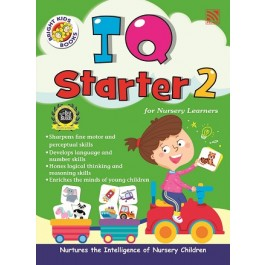 BRIGHT KIDS: IQ STARTER 2 NURSERY