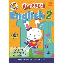 NURSERY BRIGHT KIDS BOOKS - ENGLISH BOOK 2