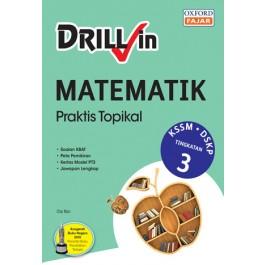 Tingkatan 3 Drill in Matematik
