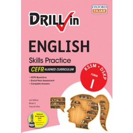 Tingkatan 1 Drill in English