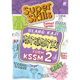 Tingkatan 2 Super Skills Ulang Kaji Mathematics