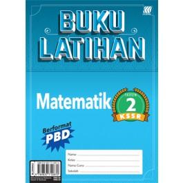 Tahun 2 Buku Latihan KSSR Matematik