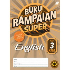 Tahun 3 Buku Rampaian Super English