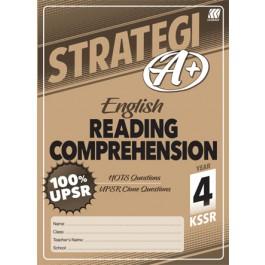 Tahun 4 Strategi A+ English Reading Comprehension