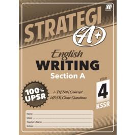Tahun 4 Strategi A+ English Writing (Section A)