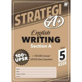 Tahun 5 Strategi A+ English Writing (Section A)