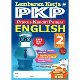 Tahun 2 Lembaran Kerja PKP English