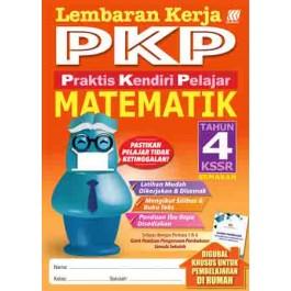 Tahun 4 Lembaran Kerja PKP Matematik