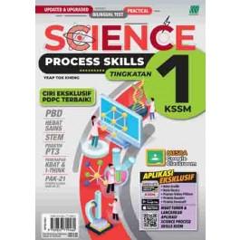 TINGKATAN 1 SCIENCE PROCESS SKILLS(BILINGUAL)