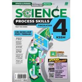 TINGKATAN 4 SCIENCE PROCESS SKILLS(BILINGUAL)