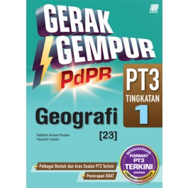 TINGKATAN 1 GERAK GEMPUR PDPR PT3 GEOGRAFI