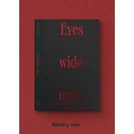 TWICE - 2ND FULL ALBUM: EYES WIDE OPEN (STORY VER.) (CD)