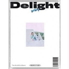 BAEKHYUN - 2ND MINI ALBUM: DELIGHT (C VERSION)