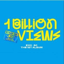 EXO-SC - 1ST ALBUM: 1 BILLION VIEWS (RANDOM VERSION)
