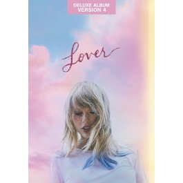Taylor Swift New album - Lover (Deluxe Album Version 4)