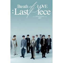GOT7 - BREATH OF LOVE: LAST PIECE (RANDOM VER.) (CD)