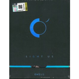 Oneus -1st mini album: Light Us