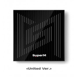 SUPER M 1ST MINI: SUPER M (UNITED VER)