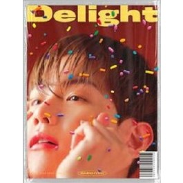BAEKHYUN - 2ND MINI ALBUM: DELIGHT (B VERSION)