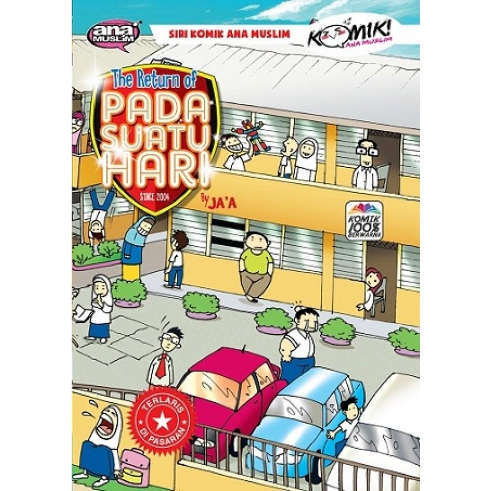 THE RETURN OF PADA SUATU HARI