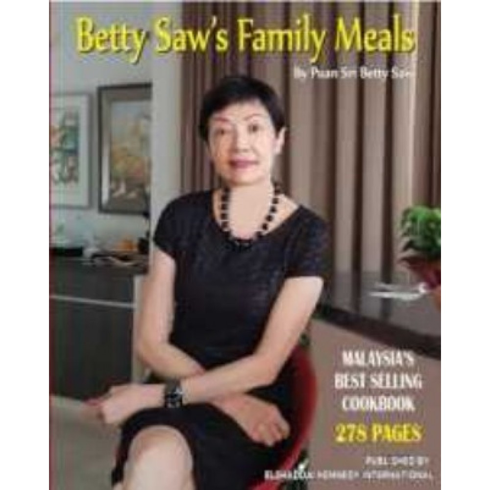 BETTY SAW'S FAMILY MEALS