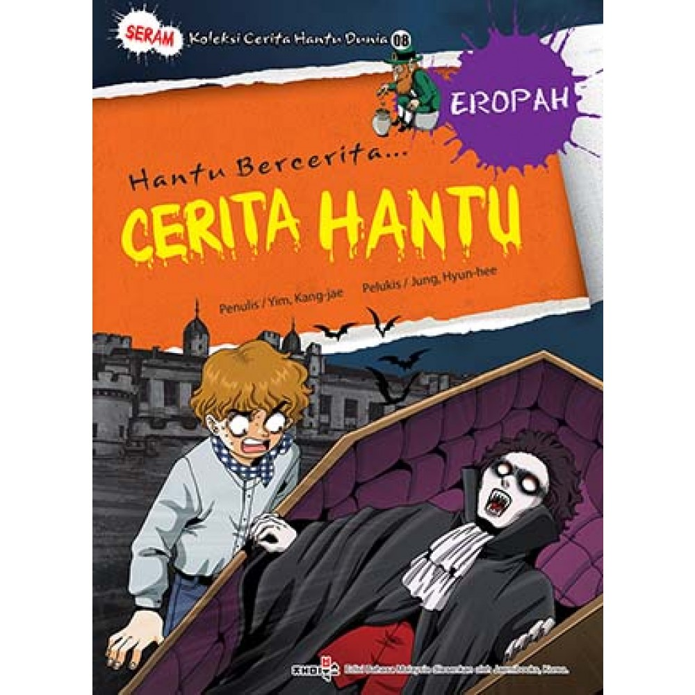 CERITA HANTU EROPAH JILID 8