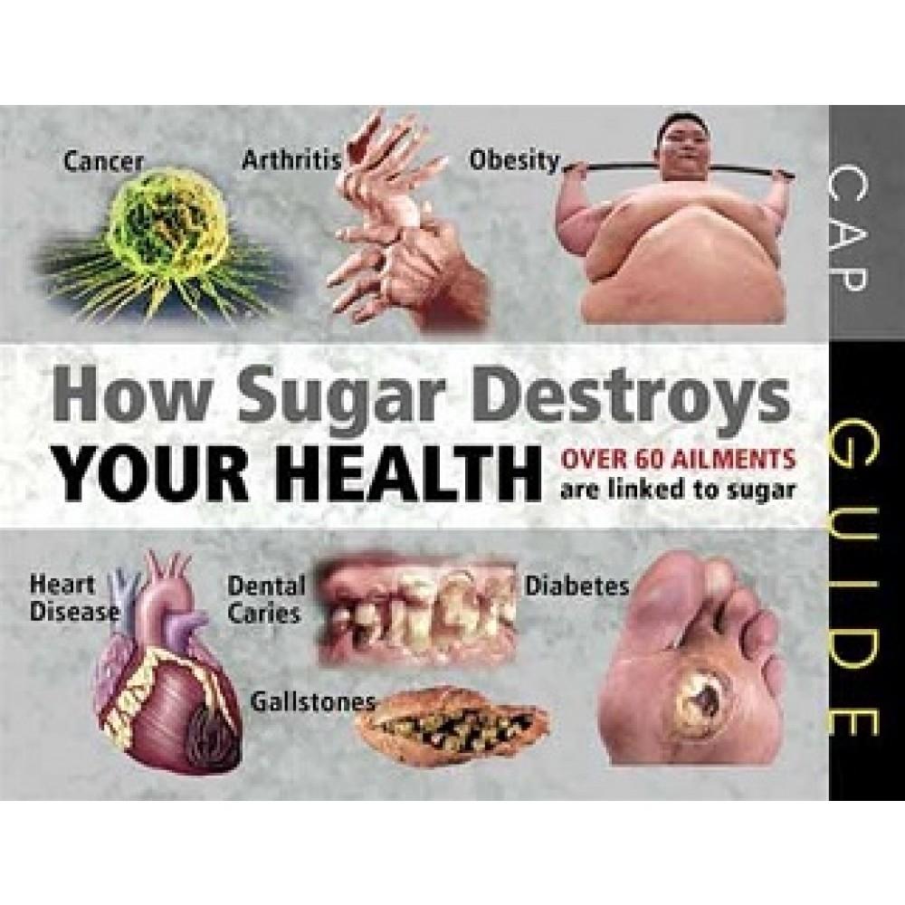 HOW SUGAR DESTROY YOUR HEALTH