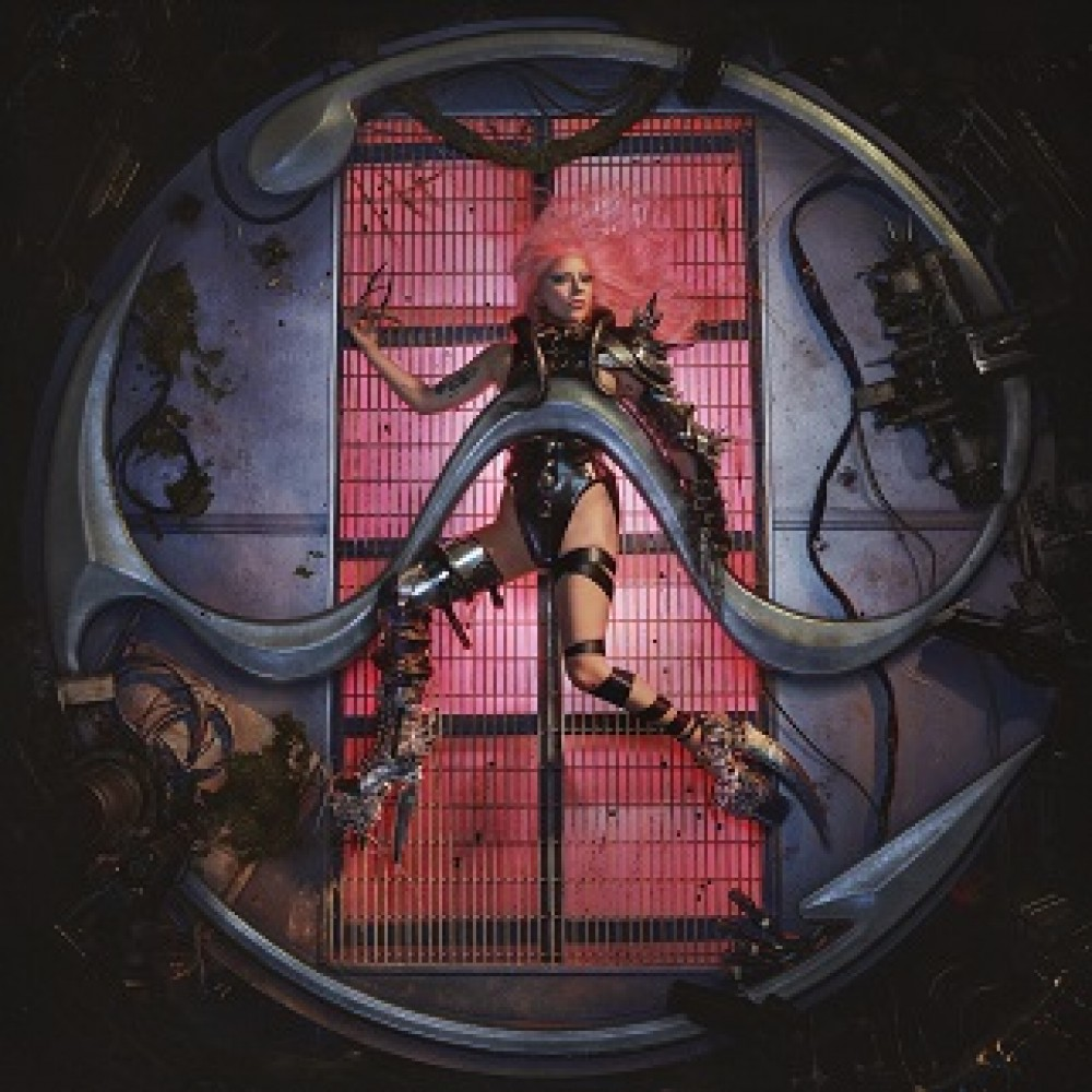 LADY GAGA NEW ALBUM - CHROMATICA (INTERNATIONAL DELUXE HARDCOVER VERSION)