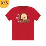 GOGO 旺得福 精美T恤 - XXS